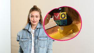 After-Baby-Body: Gigi Hadid präsentiert ihre schlanke Taille
