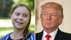 Greta Thunberg witzelt über Donald Trumps Wahl-Wut im Netz