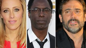 Kim Raver, Isaiah Washington und Jeffrey Dean Morgan