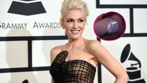 Wow! Gwen Stefani zeigt endlich ihren Verlobungsklunker