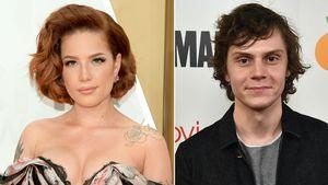 Pärchenfotos gelöscht: Sind Halsey und Evan Peters getrennt?