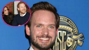 """""""Suits""""-Star: Schenkt er Meghan und Harry DAS zur Hochzeit?"""