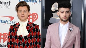Gedisst: Harry Styles vergisst One-Direction-Mitglied Zayn