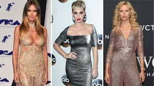 Metallic-Trend: Katy Perry & Co. lieben den leuchtenden Look