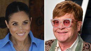 Kommt Baby Sussex heute noch? Elton John gibt einen Hinweis!