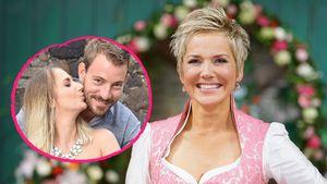 Feuer & Flamme: Inka Bause will zur BsF-Hochzeit mit Gerald