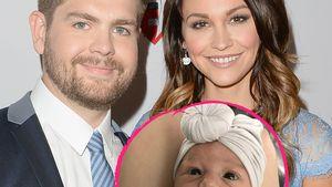 Kopf-Trend? Lisa Osbournes Baby trägt immer einen Turban!