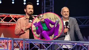 "Joker-Imitator treibt ""Ninja Warrior""-Team in den Wahnsinn!"