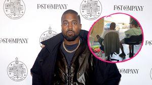 Während Ehekrise: Justin Bieber leistet Kanye West Beistand