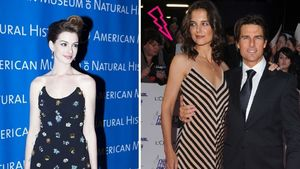 Tom Cruise & Katie Holmes sauer auf Anne Hathaway