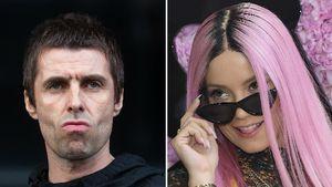 Hatte Liam Gallagher etwa trotz Ehefrau Sex mit Lily Allen?