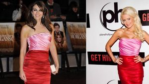 Stylecheck: Liz Hurley vs. Holly Madison