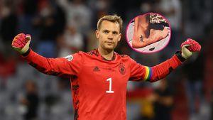 Schon gewusst? Manuel Neuer hat ein verstecktes Tattoo!