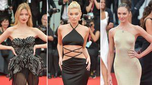 Heiß! Victoria's Secret-Models bezaubern auf Filmfestival