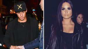 Dinner-Date: Was geht denn bei Neymar & Demi Lovato?