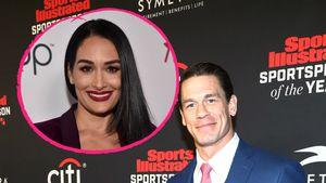 So geht es John Cena damit, dass Ex Nikki schwanger ist