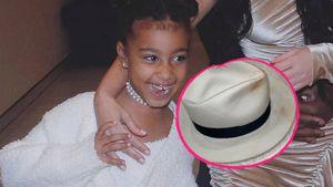 Nicht nur Jacke: North West bekam auch Michael Jacksons Hut!