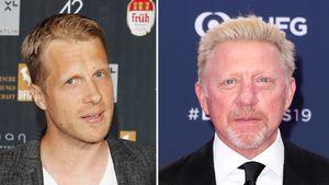 Oli Pocher legt Boris Becker mit falschem Fashion-Preis rein