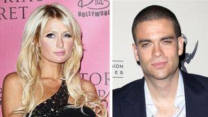 Paris Hilton datet Glee-Star