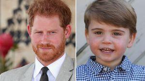 Prinz Harry & Neffe Louis sollen keine gute Beziehung haben