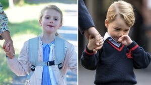 Deshalb hat es Schulkind Estelle leichter als Prinz George