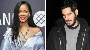 Kein Liebes-Aus: Rihanna turtelt weiter mit ihrem Hassan!