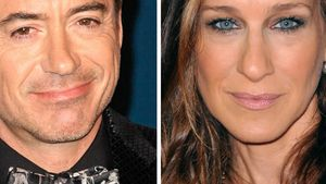 Sarah Jessica Parker und Robert Downey Junior