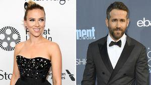 """Scarlett Johansson """"romantisierte"""" die Ehe mit Ryan Reynolds"""