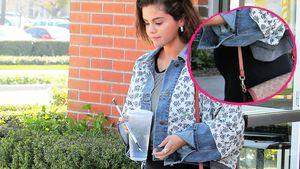 Babybauch? Selena Gomez angeblich im vierten Monat schwanger