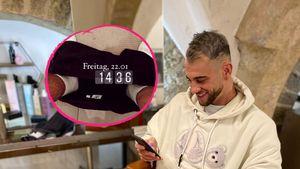 """""""Es ist vollbracht"""": Serkan Yavuz gibt ein Stuhlgang-Update"""