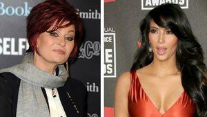 Krasser Diss! Sharon Osbourne beschimpft Kim K. als H*re
