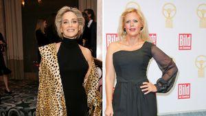Sharon Stone schwärmt bei GQ-Award von Barbara Schöneberger