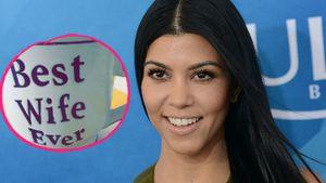 Verheiratet? Kourtney Kardashian verwirrt mit Snapchat-Post