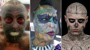 Ein Penis-Tattoo?! Körper-Freak Tattboy schockt seine Fans