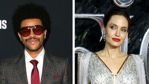 Insider: The Weeknd und Angelina Jolie mehr als nur Freunde