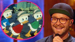 """Ab nach Entenhausen: Mark Forster singt jetzt """"DuckTales""""!"""