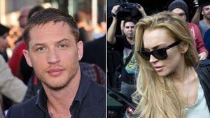Lindsay Lohan und Tom Hardy