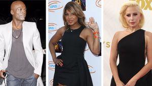 Lady GaGa, Seal und Toni Braxton