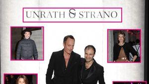GNTM-Sternchen feierten mit Unrath & Strano