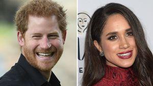 Collage von Prinz Harry und Meghan Markle