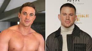 Fans sind baff: Dieser Stripper sieht aus wie Channing Tatum
