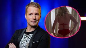 Wie ein Model? Oli Pocher parodiert Heidis sexy Bikini-Tanz