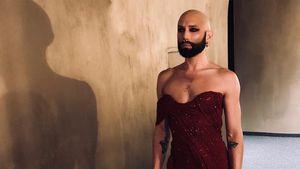 Extremes Umstyling: Conchita Wurst überrascht mit Glatze