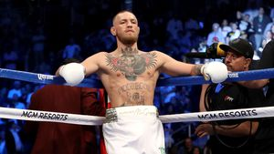 Nach Festnahme: Conor McGregor verteidigt sich im Netz