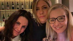 """""""Friends""""-Reunion: Courteney, Jen und Lisa wieder zusammen!"""