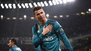 Nicht nur Freundin Georgina: Ronaldo gratuliert sich selbst