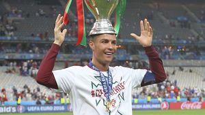 EM-Held Cristiano Ronaldo: Erst gehasst, jetzt geliebt!