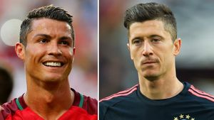 Ronaldo oder Lewandowksi? ER ist euer Viertelfinal-Hottie!