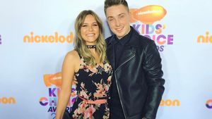 Dagi Bee und Eugen Kazakov bei den Kids' Choice Awards 2017
