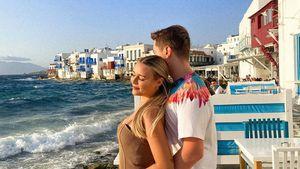 Total verliebt: Dagi Bee teilt süßes Urlaubsfoto mit Eugen